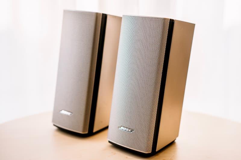 Bose Companion 20で音楽再生環境が快適になった話