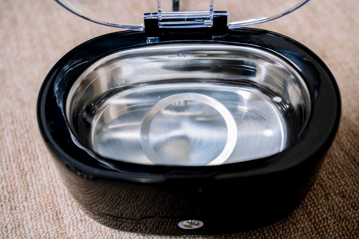 【レビュー】超音波洗浄機dretec(ドリテック) ソニクリアは身近な小物のお掃除に最適