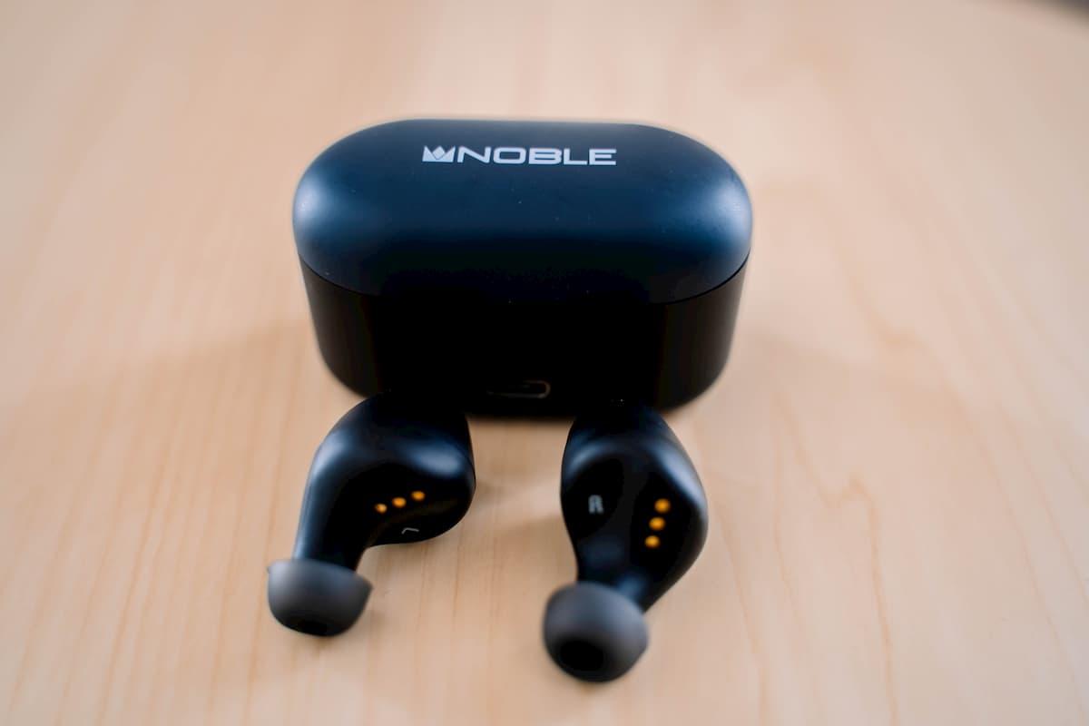 【有線並みの高音質】完全ワイヤレスイヤホン Noble Audio FALCONレビュー
