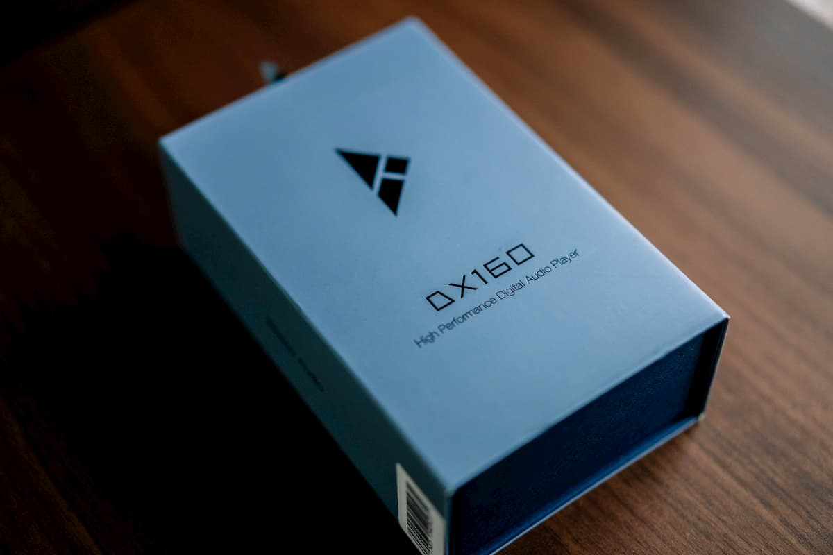 【コスパ最強DAP】iBasso Audio DX160レビュー